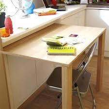 ilot cuisine avec table table ilot de cuisine table gigogne avec deco cuisine quipe luxe
