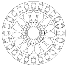 14 images of earth and sun mandala free coloring pages for