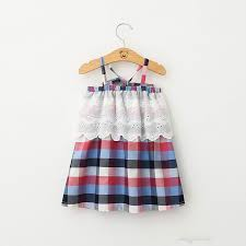 popular baby gingham dress buy cheap baby gingham dress lots from