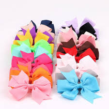 3 inch grosgrain ribbon 3 inch grosgrain ribbon hair bows with clip baby girl pinwheel