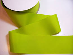 3 inch wide grosgrain ribbon lime green grosgrain ribbon 3 inches wide x 3 yards offray lime