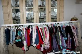 Hanging Clothes Rack From Ceiling Home Design Diy Hanging Clothing Rack Cabinets Garage Doors The