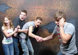Haunted House Meme - image 626884 nightmares fear factory know your meme
