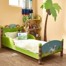 Sunny Safari Bookcase Fantasy Fields Sunny Safari Toddler Bed U0026 Reviews Wayfair