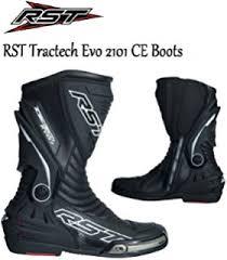 long road moto boot motorbike 2101 rst tractech evo iii sports boots new 2018
