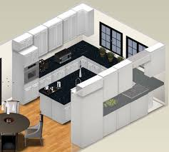 10x10 kitchen layout with island the big five types of shaped kitchen layouts home design and