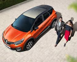 renault india renault captur launched in india inr 9 99 lakh