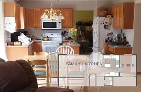 home remodeling idea open floorplan kitchen renovations