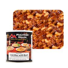 Mountain House Food 5 Best Freeze Dried Meals
