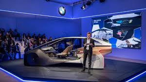 future cars bmw bmw sculpture takes us inside car of the future iol motoring