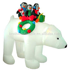 Outdoor Christmas Decorations Wholesale Canada by Wholesale Wholesale Polar Bear Wholesale Christmas Decorations