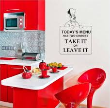 ideas for the kitchen 15 wonderful sticker ideas for kitchen wall design rilane