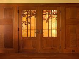 stained glass interior door stained glass doors u2014 theodore ellison designs