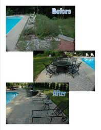 Pool Patio Pavers by Picture Perfect Landscape