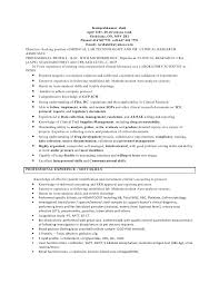 Cra Sample Resume by X Ray Technician Cover Letter