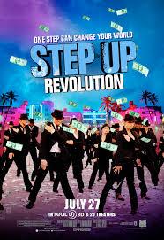 exclusive u0027step up revolution u0027 poster premieres fandango
