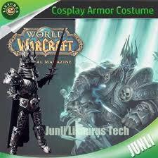 Warcraft Halloween Costume Movie Armor Costume Armor Costume Warcraft Armor Costume Cosplay