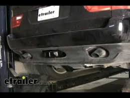 towing with bmw x5 trailer hitch installation 2001 bmw x5 etrailer com