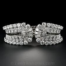 diamond bracelet cuff images Diamond platinum cuff bracelet circa 1950 39 s by eliakim le caire jpg