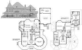floor plans for large homes house plans small and large style floor plans large