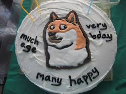 Meme Cake - credit for this cake design goes to fiona buchanan meme by