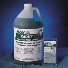 chemical co 1096 kadet quarry tile floor cleaner 2gl 2 cs