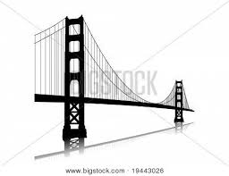 vector golden gate bridge image cg1p9443026c