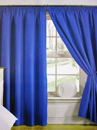 Navy Blue Blackout Curtains 5 Styles Of Blue Blackout Curtains