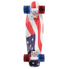 American Flag Suspenders Penny Penny Usa Flag Cruiser Skateboard Complete 2014 Evo