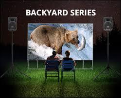 Backyard Series Imposing Decoration Backyard Theater Systems 112445731jpg Crafts