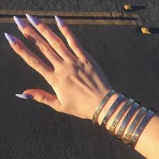 cartier bracelet images Kylie jenner and the story of the cartier love bracelet jpg