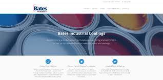 bates industrial coatings zeus design