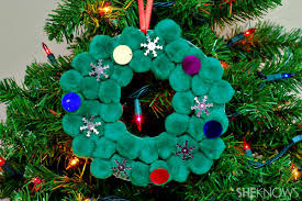 Christmas Ornaments Crafts To Make homemade christmas ornaments