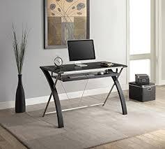 48 Inch Computer Desk Whalen Furniture Ecom Zardk Bk Zara Desk 48 Inch