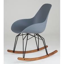Mid Century Modern Rocking Chair Gliders Rocking Chairs Allmodern