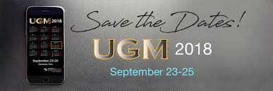 data basics inc sampro software save the dates for ugm 2018