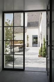 Metal Glass Door by Best 20 Glass Doors Ideas On Pinterest Glass Door Metal