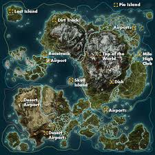 Fallout 2 World Map by Just Cause 3 Full World Map Size Revealed Compared With Just Cause 2