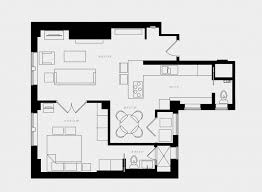 bedroom floor planner 70 e walton corporate term rental floor plans