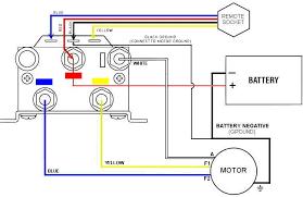 wiring diagram winch solenoid wiring diagram 12 volt winch wiring