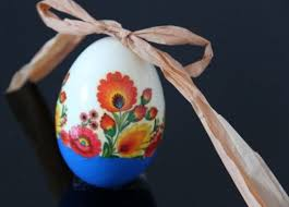 decorated goose eggs easter eggs easter decorations my poland handicraft store my