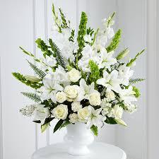 floral arrangements for funeral the ftd morning arrangement