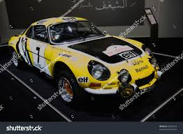 renault uae dubai uae december 16 renault alpine stock photo 62579914