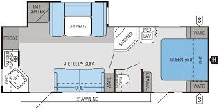 Airstream Trailer Floor Plans 2014 Jay Flight Floorplans U0026 Prices Jayco Inc