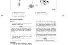electronic ignition wiring diagram for cat forklift ford ignition