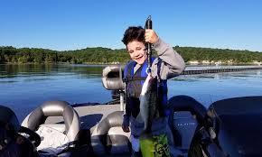 Table Rock Lake Fishing Guides by Guided Fishing Trip To Table Rock Lake Getmyboat