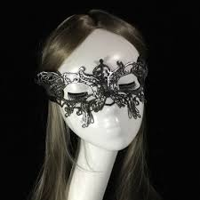 mask decorations party classic mask hot silver big butterfly mask men and