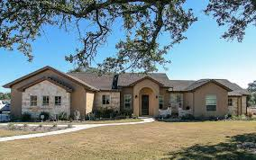 plan 28310hj exciting hill country ranch home tray ceilings