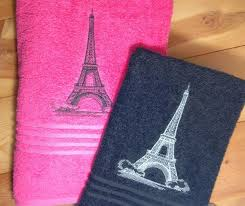 french chic laurel u0026 bee towel embroidered hand towel bath