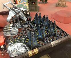 space wolves with fenrisian ig allies spikey bits